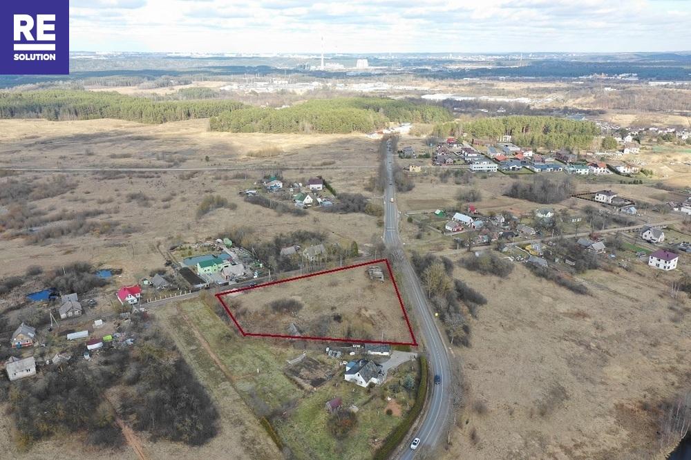 Parduodamas namų valdos paskirties sklypas Ožiakalnio g., Paneriai, Vilniaus m., Vilniaus m. sav., 69 a ploto