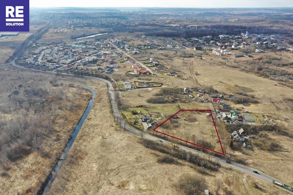 Parduodamas namų valdos paskirties sklypas Ožiakalnio g., Paneriai, Vilniaus m., Vilniaus m. sav., 69 a ploto nuotrauka nr. 9