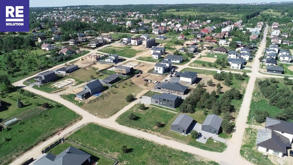 Parduodamas namų valdos paskirties sklypas, Kairėnai, Vilniaus m., Vilniaus m. sav., 7.98 a ploto
