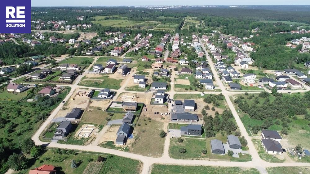 Parduodamas namų valdos paskirties sklypas, Kairėnai, Vilniaus m., Vilniaus m. sav., 7.98 a ploto nuotrauka nr. 4