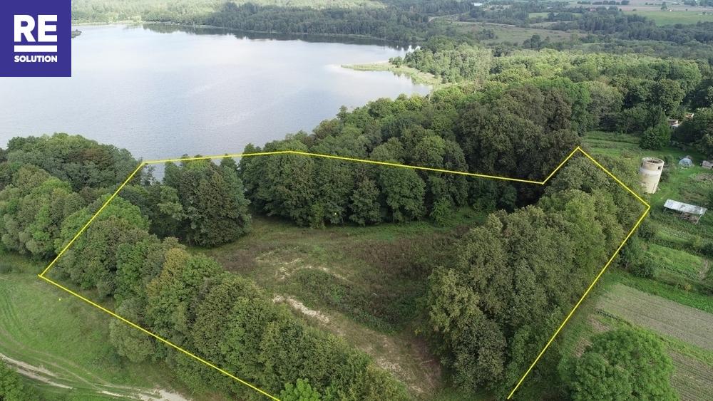 Parduodamas žemės ūkio paskirties sklypas Sodų g., Paberžės k., Vilniaus r. sav., 138 a ploto nuotrauka nr. 2