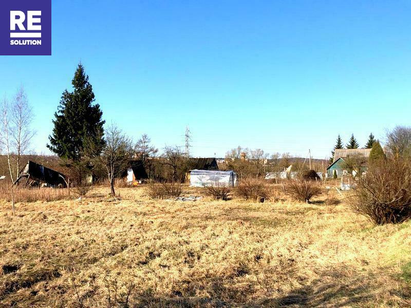 Parduodamas namų valdos paskirties sklypas Pramonės g., Naujoji Vilnia, Vilniaus m., Vilniaus m. sav., 71 a ploto nuotrauka nr. 1