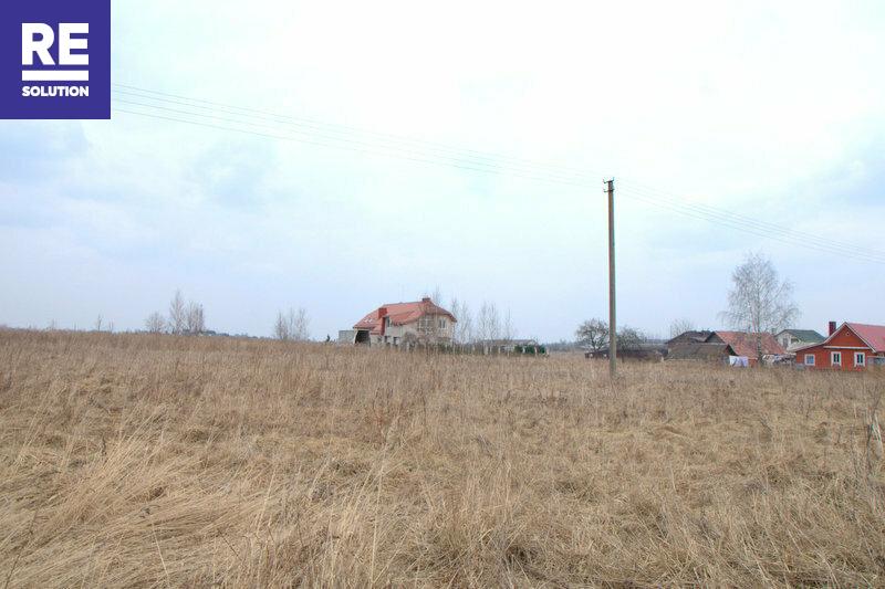 Parduodamas namų valdos paskirties sklypas Maltiečių g., Kalnėnai, Vilniaus m., Vilniaus m. sav., 40 a ploto nuotrauka nr. 3