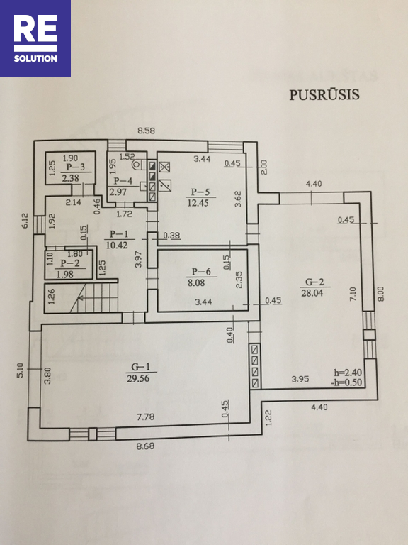 Parduodamas namas Raguvos g., Domeikavos k., Kauno r. sav., 250 m2 ploto, 2 aukštai nuotrauka nr. 19