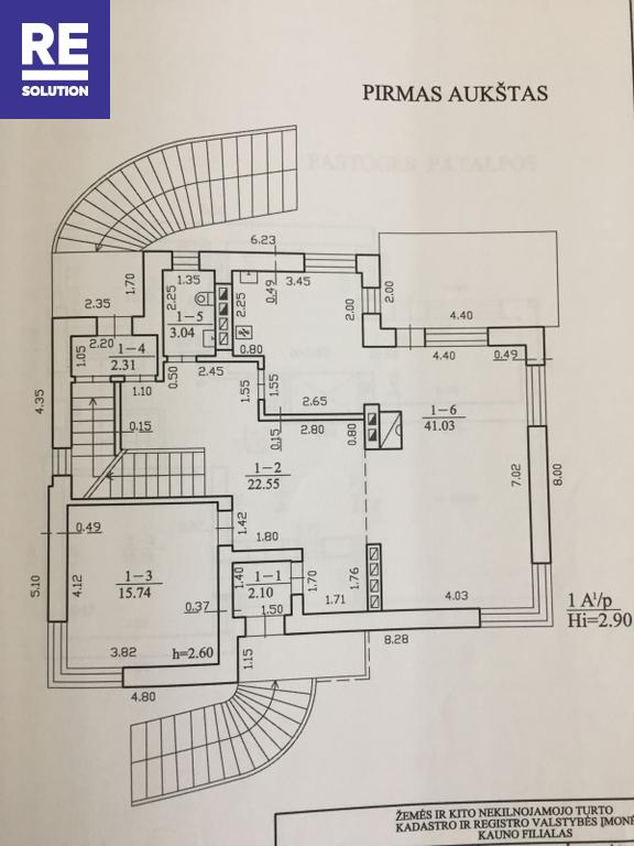 Parduodamas namas Raguvos g., Domeikavos k., Kauno r. sav., 250 m2 ploto, 2 aukštai nuotrauka nr. 20