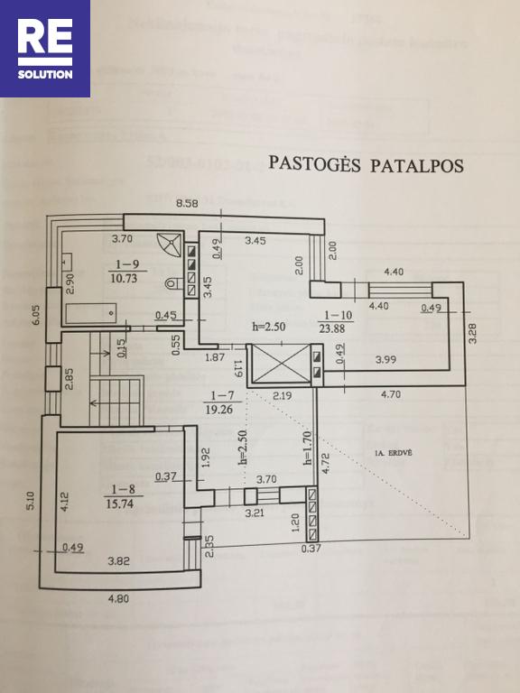 Parduodamas namas Raguvos g., Domeikavos k., Kauno r. sav., 250 m2 ploto, 2 aukštai nuotrauka nr. 21
