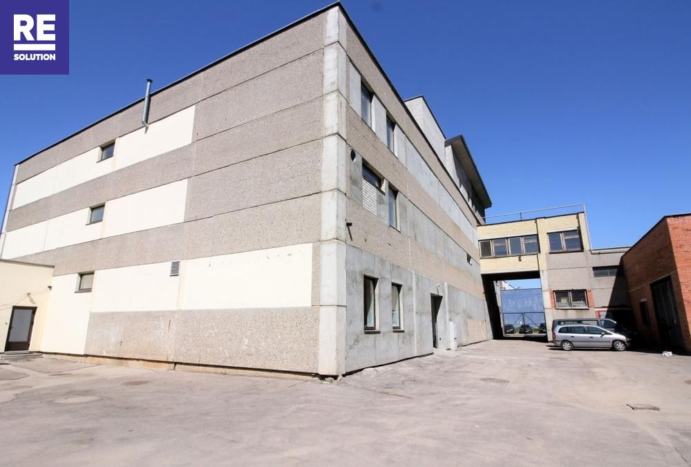 Nuomojamos sandėliavimo, gamybinės patalpos Jonavos g., Kauno m., 420 m2 ploto