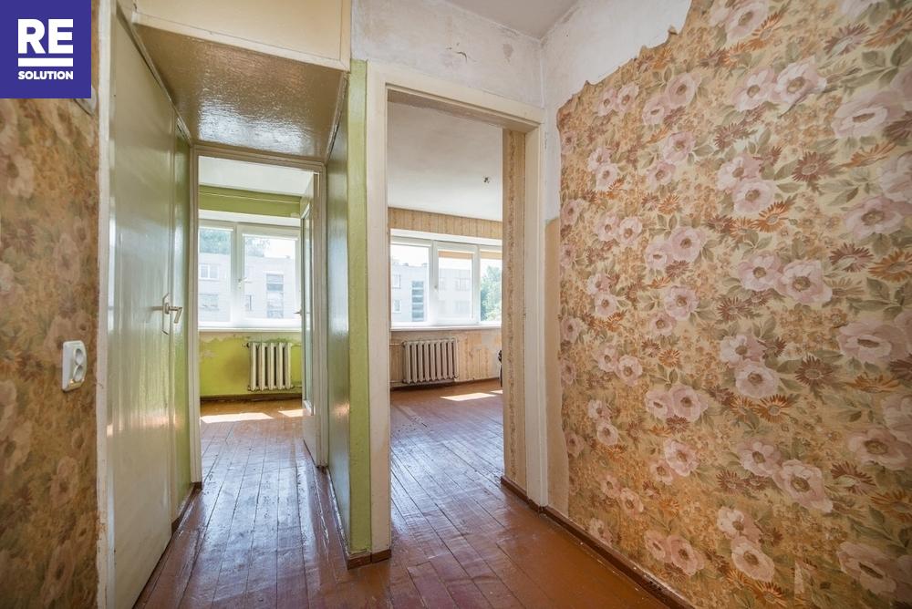 Parduodamas butas Gerovės g., Naujoji Vilnia, Vilniaus m., Vilniaus m. sav., 26.06 m2 ploto, 1 kambarys