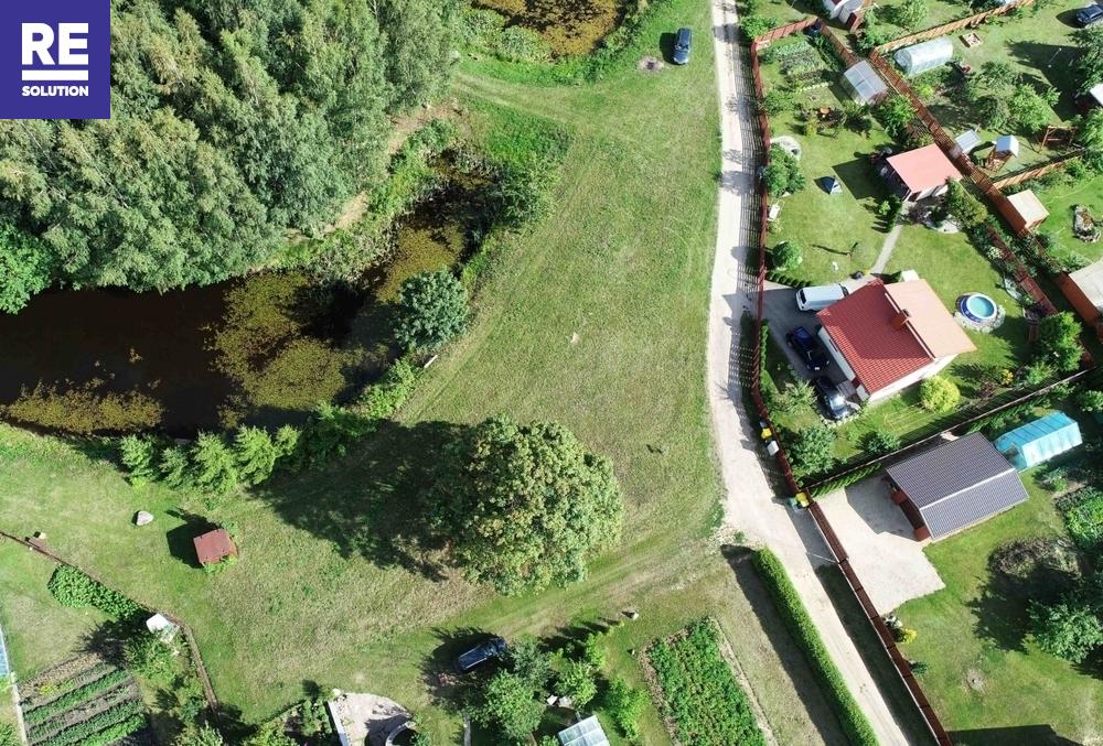 Parduodamas sodų paskirties sklypas Ilgoji g., Gervėnų k., Šiaulių r. sav., 8.93 a ploto nuotrauka nr. 3