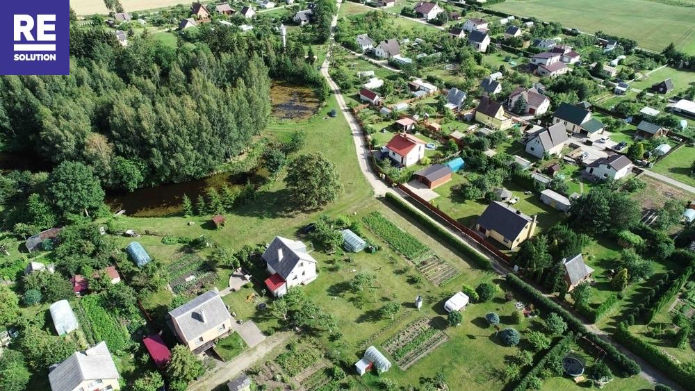 Parduodamas sodų paskirties sklypas Ilgoji g., Gervėnų k., Šiaulių r. sav., 8.93 a ploto nuotrauka nr. 4