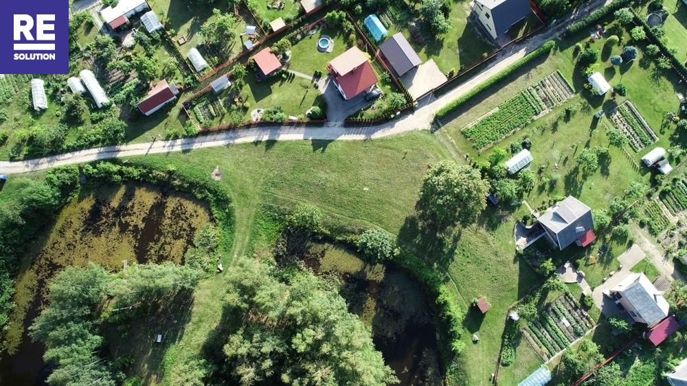 Parduodamas sodų paskirties sklypas Ilgoji g., Gervėnų k., Šiaulių r. sav., 8.93 a ploto nuotrauka nr. 7