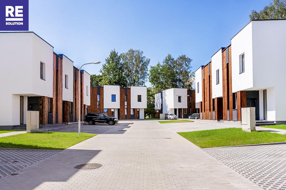 Parduodamas kotedžas Pilaitėje, Vilniaus m., Vilniaus m. sav., 100 m2 ploto, 2 aukštai nuotrauka nr. 9