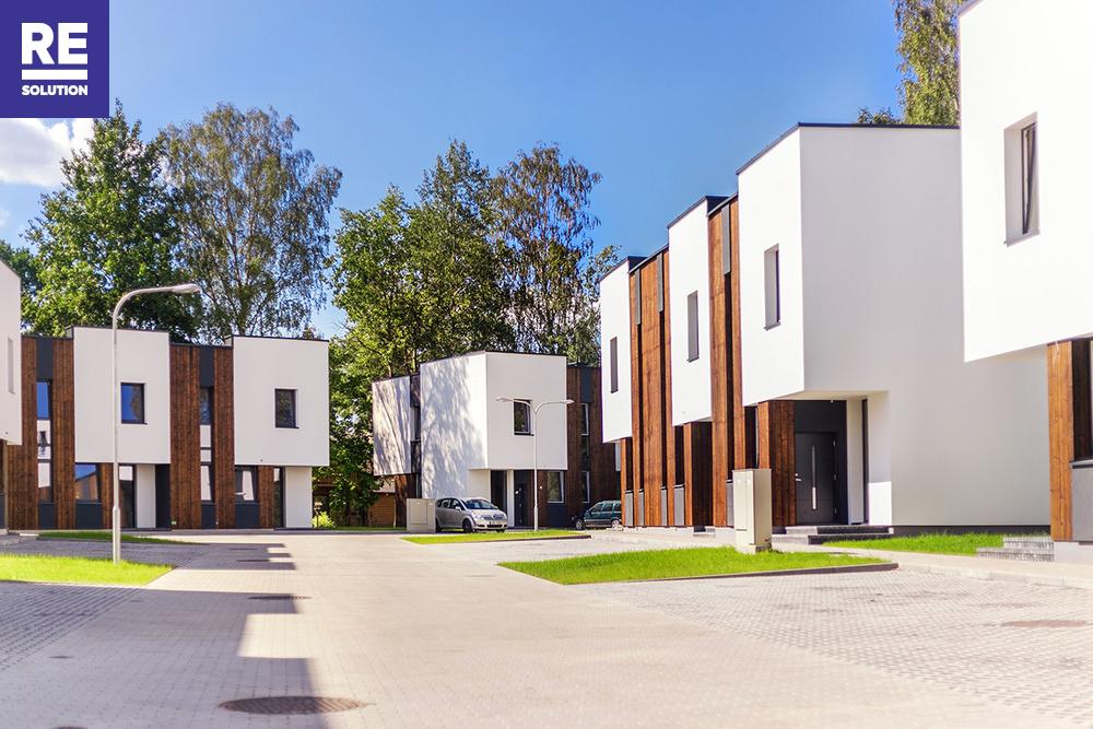 Parduodamas namas Salotės g., Pilaitė, Vilniaus m., Vilniaus m. sav., 101 m2 ploto, 2 aukštai