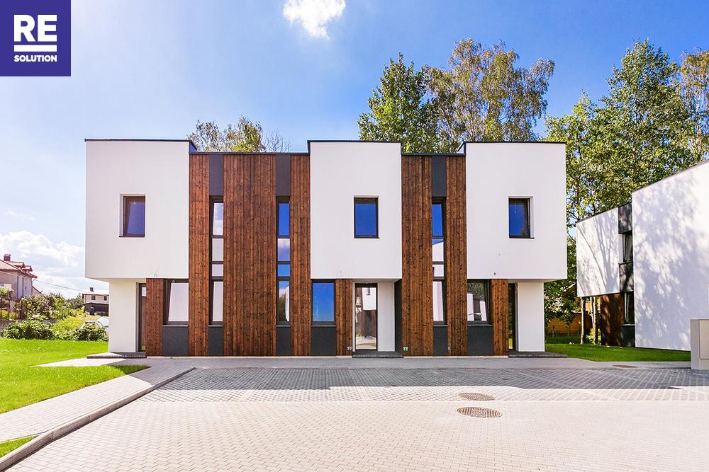 Parduodamas namas Salotės g., Pilaitė, Vilniaus m., Vilniaus m. sav., 101 m2 ploto, 2 aukštai nuotrauka nr. 1