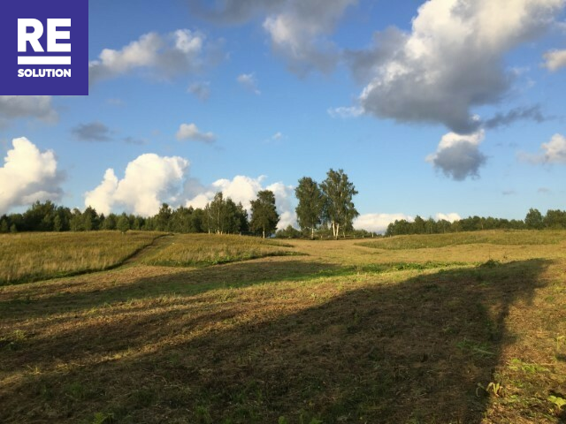 Parduodamas žemės ūkio paskirties sklypas Paberžės k., Vilniaus r. sav., 530 a ploto