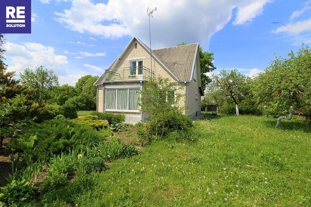 Parduodamas namas Ipolito Jundzilo g., Pabarės k., Šalčininkų r. sav., 113.68 m2 ploto, 2 aukštai nuotrauka nr. 2