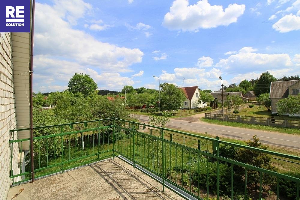 Parduodamas namas Ipolito Jundzilo g., Pabarės k., Šalčininkų r. sav., 113.68 m2 ploto, 2 aukštai nuotrauka nr. 12