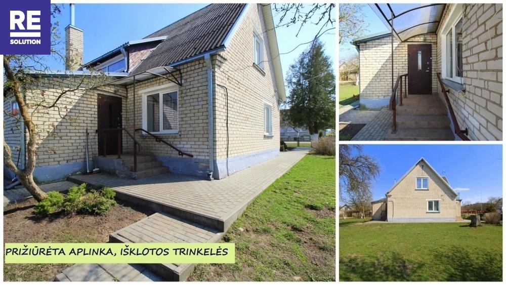 Parduodamas namas Ipolito Jundzilo g., Pabarės k., Šalčininkų r. sav., 113.68 m2 ploto, 2 aukštai nuotrauka nr. 15