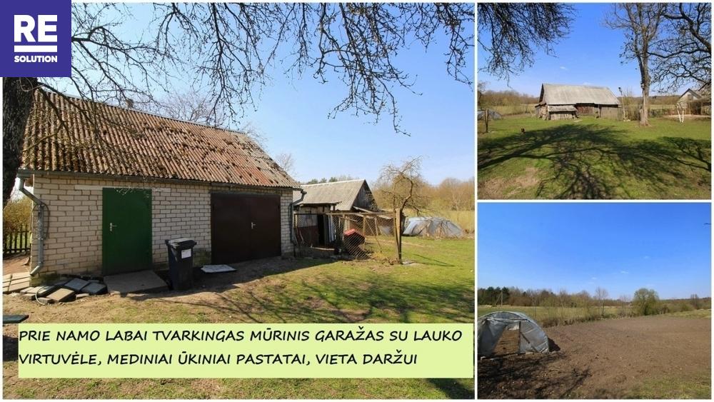 Parduodamas namas Ipolito Jundzilo g., Pabarės k., Šalčininkų r. sav., 113.68 m2 ploto, 2 aukštai nuotrauka nr. 16