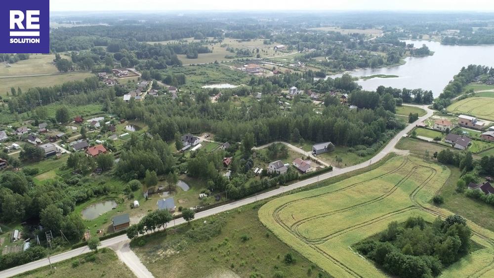 Parduodamas žemės ūkio paskirties sklypas Užuežerės k., Vilniaus r. sav., 258 a ploto nuotrauka nr. 9
