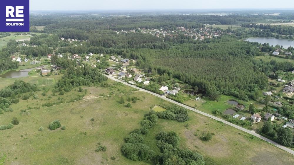 Parduodamas žemės ūkio paskirties sklypas Užuežerės k., Vilniaus r. sav., 258 a ploto nuotrauka nr. 11