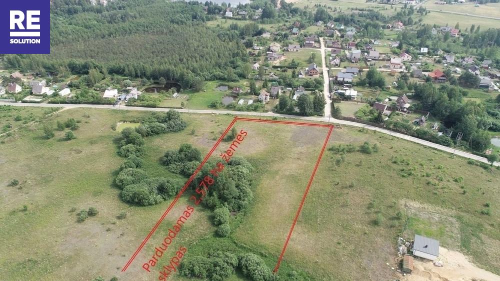 Parduodamas žemės ūkio paskirties sklypas Užuežerės k., Vilniaus r. sav., 258 a ploto nuotrauka nr. 4