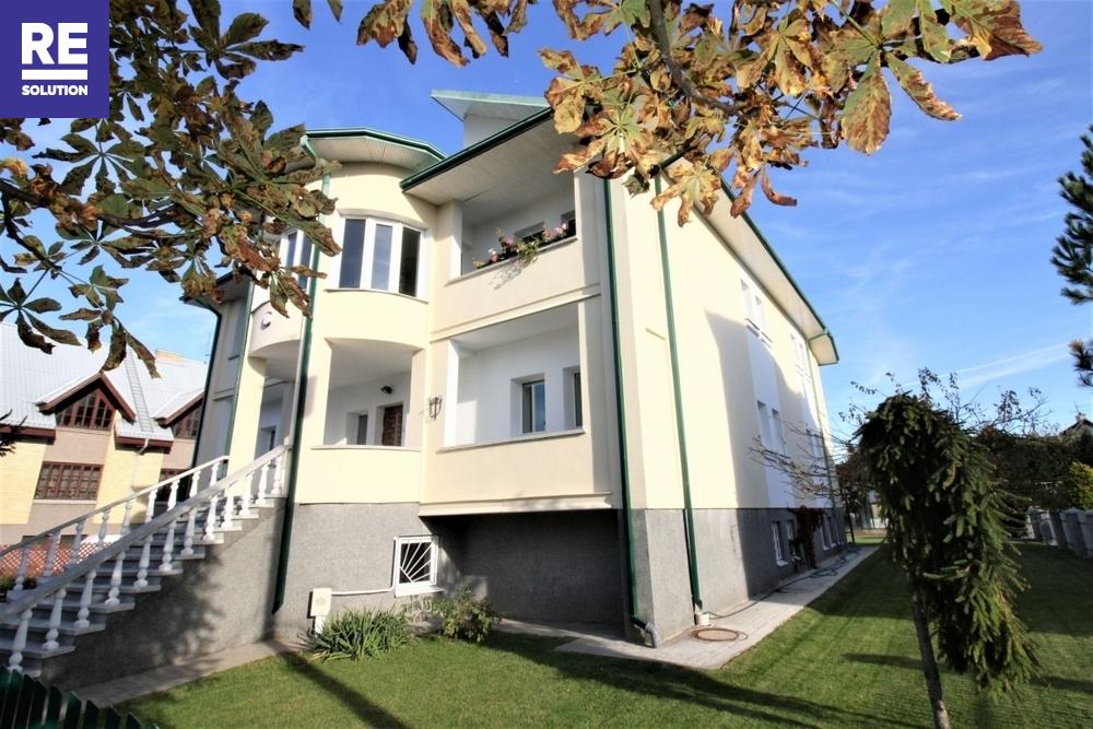 Parduodamas namas Vytėnų g., Kauno m., Kauno m. sav., 330 m2 ploto, 2 aukštai