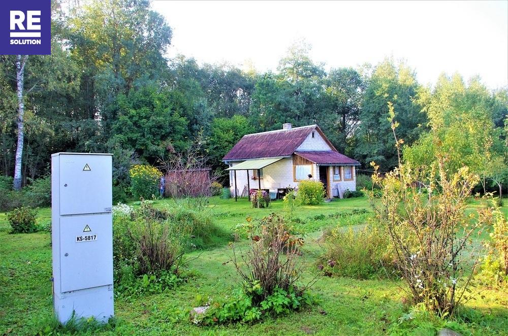 Parduodamas 6 arų sklypas ir 20 kv.m. namukas Vitos 2-ojoje g., Akmeniškių k., Vilniaus r. nuotrauka nr. 6