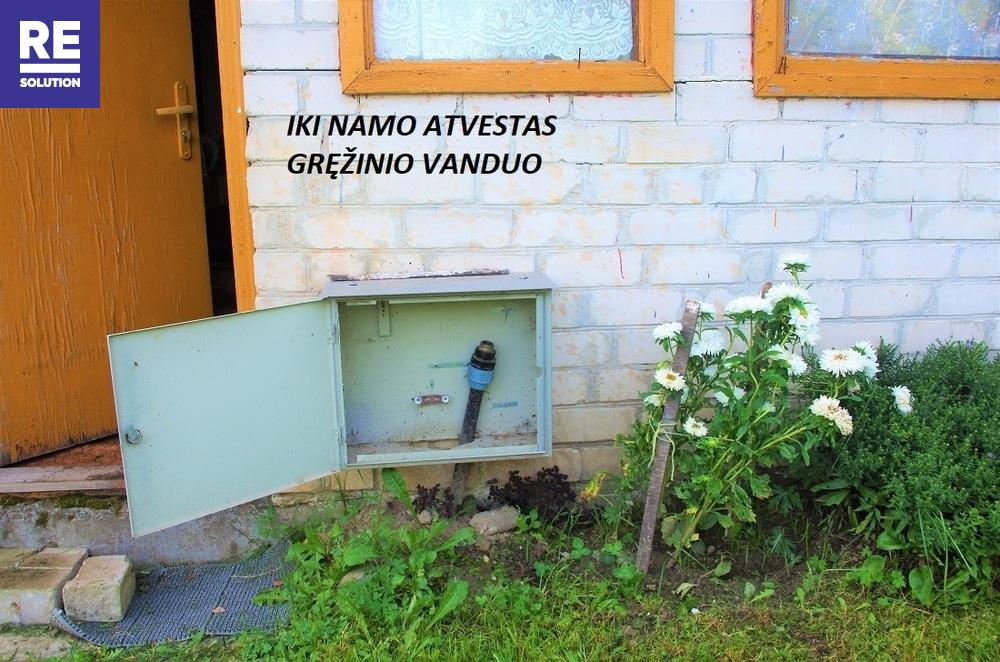 Parduodamas 6 arų sklypas ir 20 kv.m. namukas Vitos 2-ojoje g., Akmeniškių k., Vilniaus r. nuotrauka nr. 11