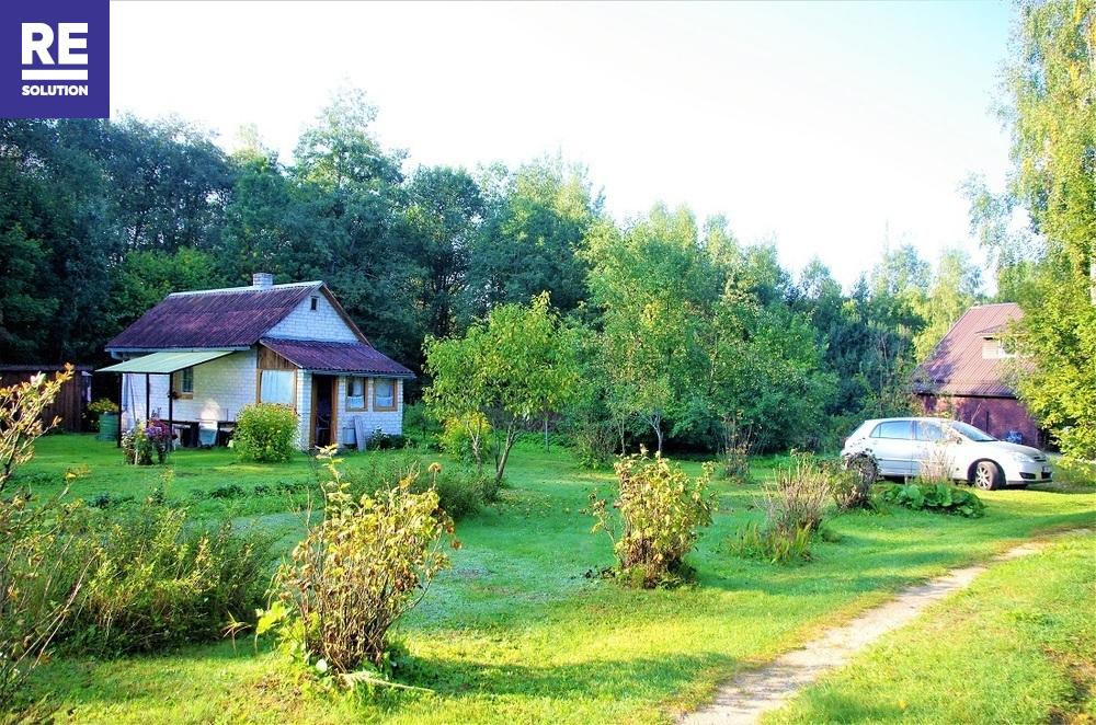 Parduodamas 6 arų sklypas ir 20 kv.m. namukas Vitos 2-ojoje g., Akmeniškių k., Vilniaus r. nuotrauka nr. 8