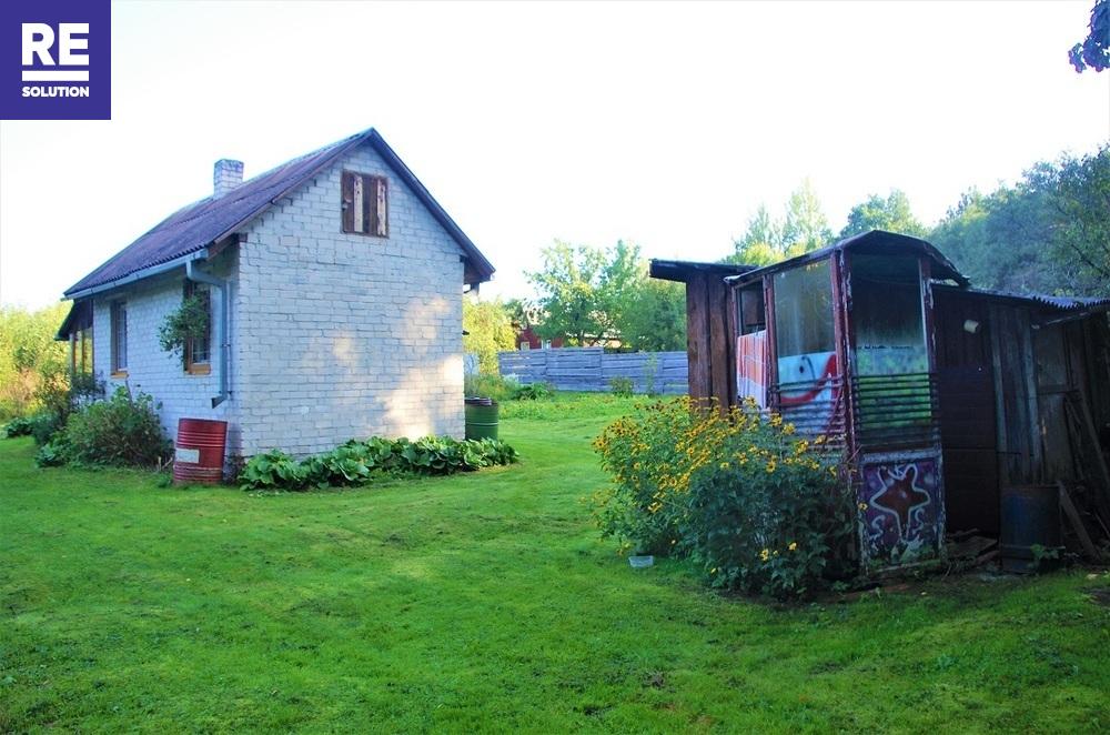 Parduodamas 6 arų sklypas ir 20 kv.m. namukas Vitos 2-ojoje g., Akmeniškių k., Vilniaus r. nuotrauka nr. 5
