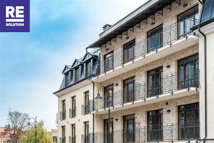 Parduodamas butas Labdarių g., Senamiestis, Vilniaus m., Vilniaus m. sav., 40.96 m2 ploto, 2 kambariai