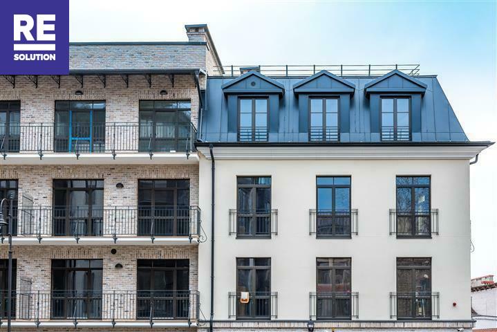 Parduodamas butas Labdarių g., Senamiestis, Vilniaus m., Vilniaus m. sav., 40.96 m2 ploto, 2 kambariai nuotrauka nr. 2