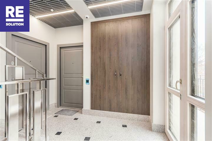 Parduodamas butas Labdarių g., Senamiestis, Vilniaus m., Vilniaus m. sav., 40.96 m2 ploto, 2 kambariai nuotrauka nr. 3