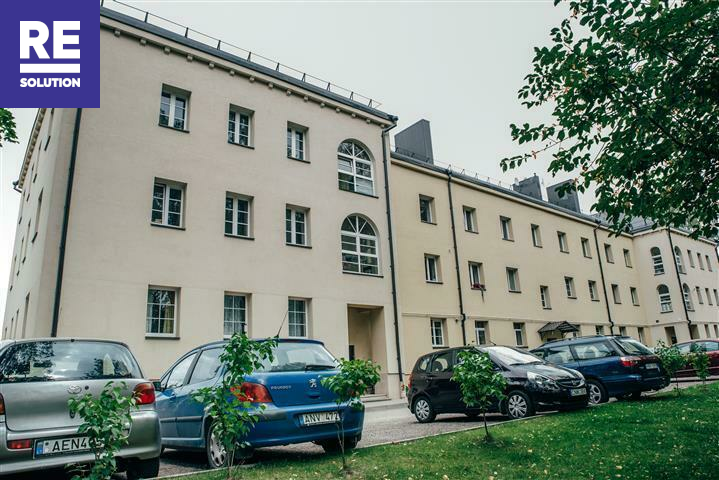 Parduodamas butas Antakalnis, Vilniaus m., Vilniaus m. sav., 96.9 m2 ploto, 4 kambariai nuotrauka nr. 10