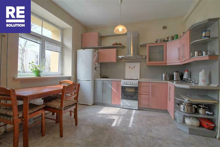 Parduodamas butas Antakalnis, Vilniaus m., Vilniaus m. sav., 96.9 m2 ploto, 4 kambariai nuotrauka nr. 8