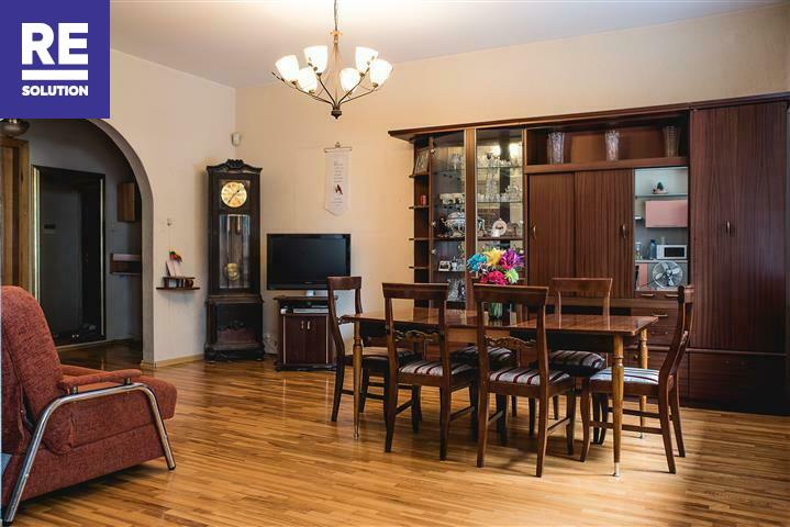 Parduodamas butas Antakalnis, Vilniaus m., Vilniaus m. sav., 96.9 m2 ploto, 4 kambariai nuotrauka nr. 2