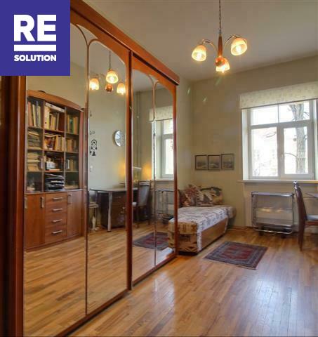 Parduodamas butas Antakalnis, Vilniaus m., Vilniaus m. sav., 96.9 m2 ploto, 4 kambariai nuotrauka nr. 3