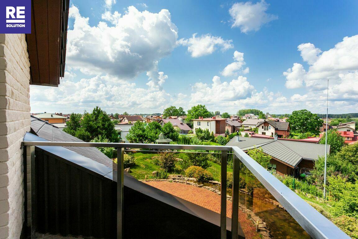 Parduodamas namas Linų g., Klevinėje, Vilniuje, 202 kv.m ploto nuotrauka nr. 7