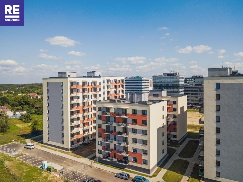 Parduodamas butas Eitminų g., Pašilaičiai, Vilniaus m., Vilniaus m. sav., 36.93 m2 ploto, 1 kambarys