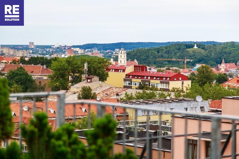Nuomuojamas butas Mindaugo g., Senamiestis, Vilniaus m., Vilniaus m. sav., 65 m2 ploto, 2 kambariai