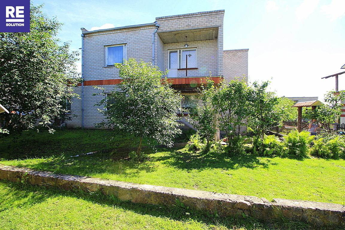 Parduodamas namas T. Kosciuškos g., Šalčininkuose, 270 kv.m ploto, 2 aukštai