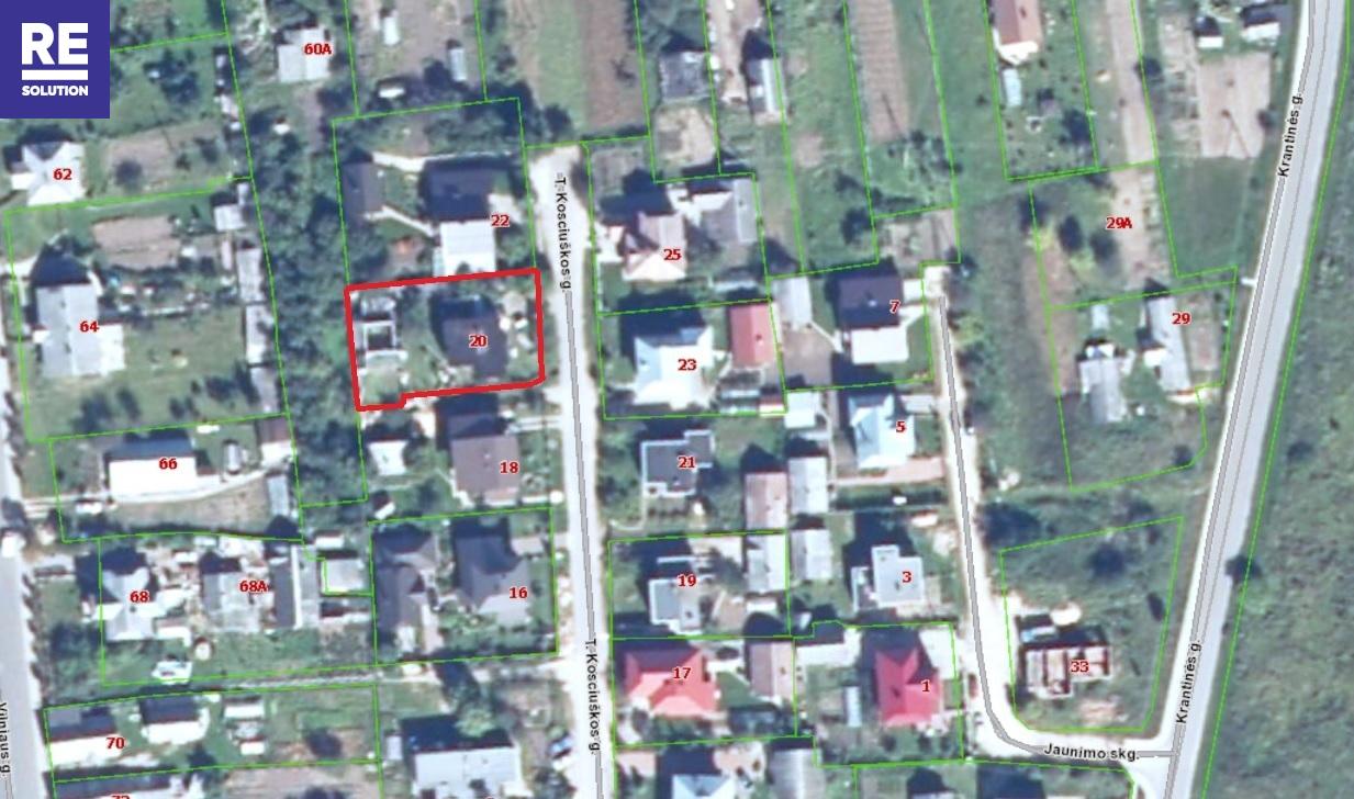 Parduodamas namas T. Kosciuškos g., Šalčininkuose, 270 kv.m ploto, 2 aukštai nuotrauka nr. 22