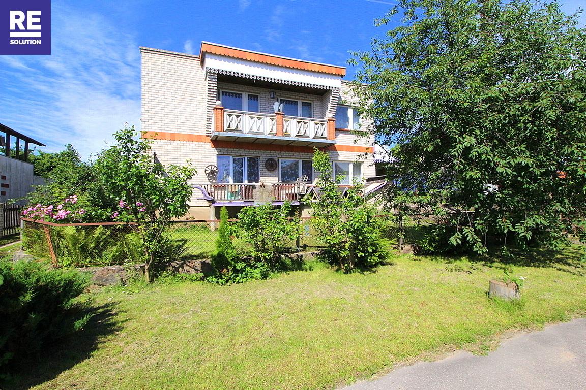 Parduodamas namas T. Kosciuškos g., Šalčininkuose, 270 kv.m ploto, 2 aukštai nuotrauka nr. 2