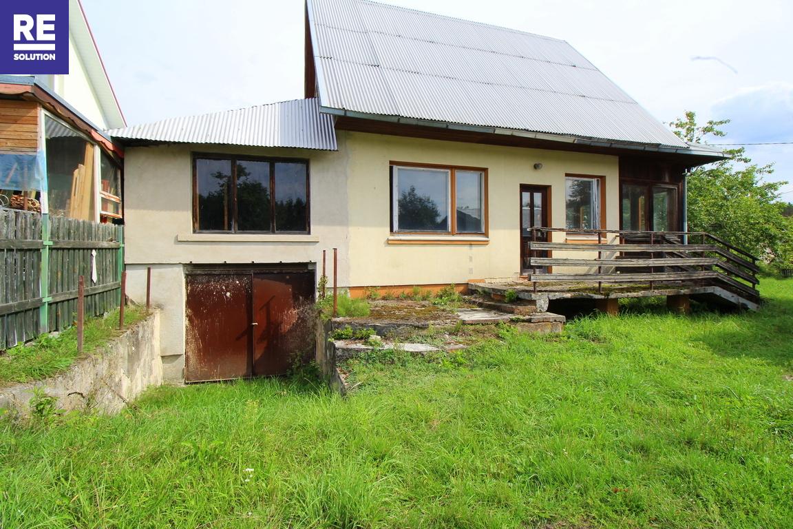 Parduodamas namas Gulbinėlių g., Verkiuose, Vilniuje, 100 kv.m ploto, 2 aukštai