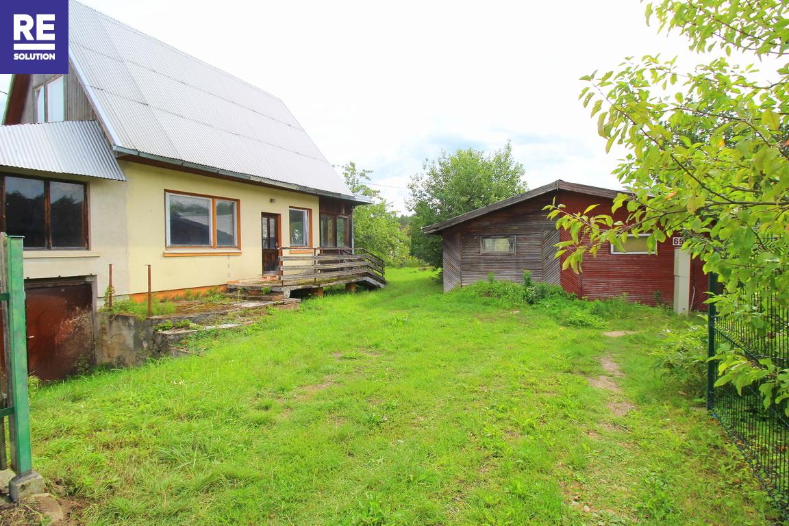 Parduodamas namas Gulbinėlių g., Verkiuose, Vilniuje, 100 kv.m ploto, 2 aukštai nuotrauka nr. 2