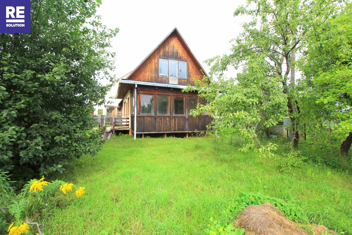Parduodamas namas Gulbinėlių g., Verkiuose, Vilniuje, 100 kv.m ploto, 2 aukštai nuotrauka nr. 11
