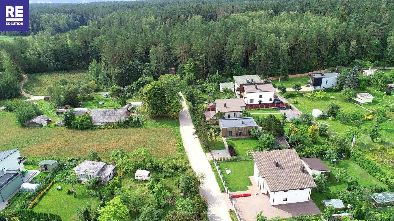 Parduodamas namas Gulbinėlių g., Verkiuose, Vilniuje, 100 kv.m ploto, 2 aukštai nuotrauka nr. 12