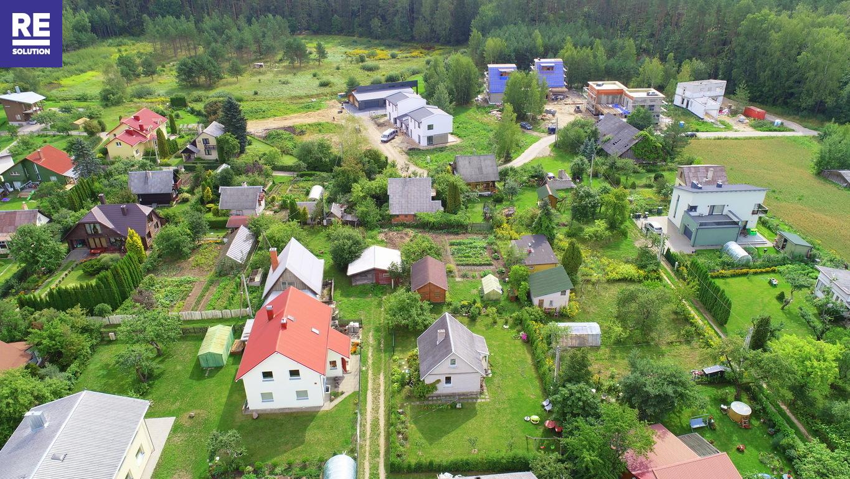 Parduodamas namas Gulbinėlių g., Verkiuose, Vilniuje, 100 kv.m ploto, 2 aukštai nuotrauka nr. 16