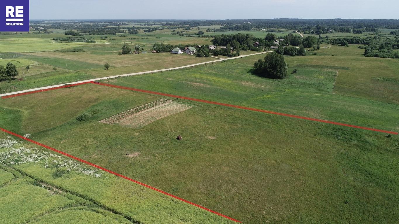 Parduodamas žemės ūkio paskirties sklypas Padvariškių k., 254 a ploto nuotrauka nr. 3